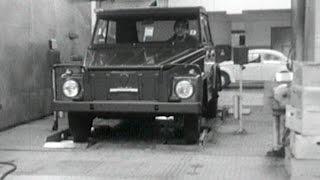 Classix: Ein Käfer für die Bundeswehr Teil 1