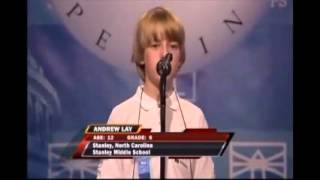 Funniest Spelling Bee Moments