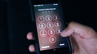 HOW TO UNLOCK ANY IPHONE 6 WITHOUT THE PASSCODE