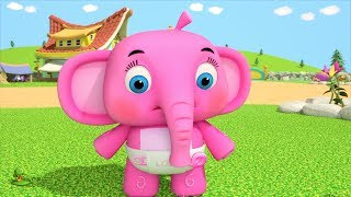 Ding Dong Bell | Kindergarten Nursery Rhymes for Children | Cartoons by Little Treehouse