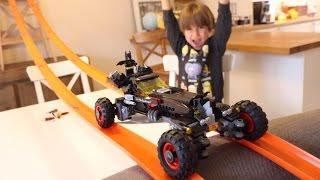 Lego The Batman Movie Hot Wheels Style Family Fun - Missing Part