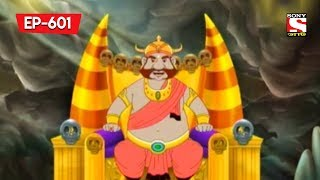 র্াক্খসরাজ্যে ছুটি | Gopal Bhar | Bangla Cartoon | Episode - 601