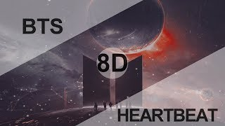 BTS (방탄소년단) - HEARTBEAT (BTS WORLD OST) [8D USE HEADPHONE] 🎧