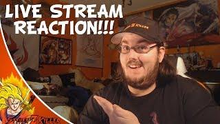 Steven Z KILLER LIVE STREAM REACTION!!!