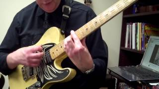london calling by the clash guitar lesson