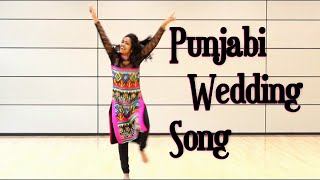 Punjabi Wedding Song | Learn Dance Steps | Hasee to Phasee