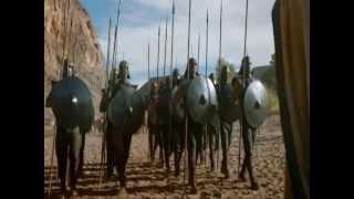 Game Of Thrones   Daenerys Scenes Season 3 PART 1