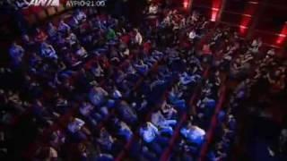 PlayGround (Xoros) Ellada exeis Talento, Greece Got Talent Show 23/04/2010 ep5