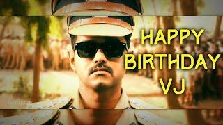 Vijay Birthday Tribute