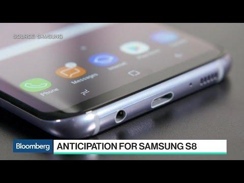 Weighing User Interest in Samsung's Galaxy S8