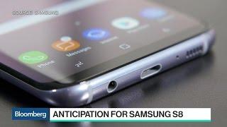 Weighing User Interest in Samsung