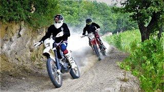 KTM vs HUSQVARNA|| Ktm exc 300 vs Husqvarna wr 125
