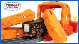 NEW! THOMAS AND FRIENDS TRACKMASTER TUNNEL BLAST SET Unboxing|Thomas TrackMaster for Kids