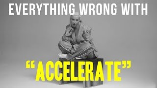 """Everything Wrong With Christina Aguilera - """"Accelerate"""""""