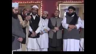 Pir Syed Munawar Hussain Bukhari   Mustafa Jane Rehmat Pe Lakhon Salam   Blackburn 2011