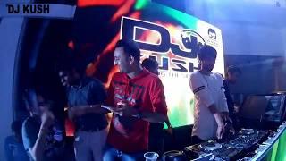 DJ KUSH ICEBERG POOL PARTY