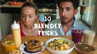 10 Surprising Things You Can Make In a Blender