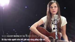 [Lyrics + Vietsub] As Long As You Love Me - Tiffany Alvord