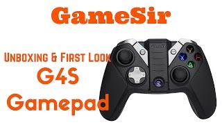 Hindi | GameSir G4s Unboxing and First Look Review | Sharmaji Technical