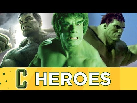 The Incredible Hulk: Which Version Was The Best? - Collider Heroes
