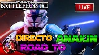 [DIRECTO/PS4] ROAD TO ANAKIN En Star Wars Battlefront 2 - Battlefront - EA - ByOscar94