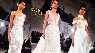 Miraz Willinger Bridal Collection Spring 2018 | New York Bridal Week 2017