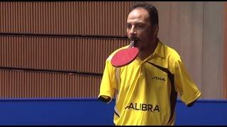 Most Amazing    Armless Table Tennis Ibrahim Hamato