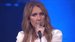 Céline Dion Encore Un Soir Tour 2016