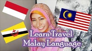 Learn Travel Malay Language 学习馬來語
