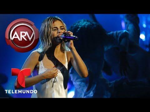 Selena Gomez llegó a la alfombra diferente y sin Justin Bieber | Al Rojo Vivo | Telemundo