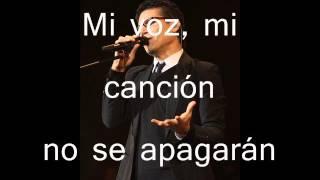 Jesús Adrián Romero - Escribiré mil Canciones (Karaoke / Pista)