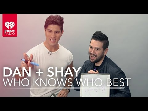 """Dan + Shay - """"Who Knows Who Better?"""" 