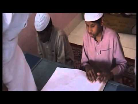 BLIND SCHOOL AND MADRESSA FOR MUSLIMS CHILDREN'S FIRST ONE IN MAHARASHTRA. INDIA.
