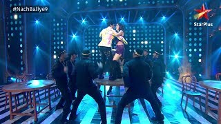 Nach Baliye 9 | Sanaya and Mohit's performance