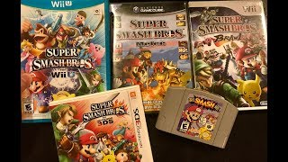 Smash Bros Series Review by Mike Matei