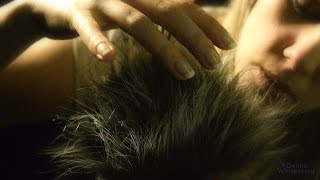 *)Buffing the Fluff(*  Whisper / ASMR / Binaural / Touch / Blow