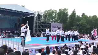 World Taekwondo Federation (WTF) Demo at Malaysia Open G1 Taekwondo