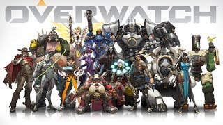 Playing Overwatch! - til' NEW VIDEO comes out at 7pm :D