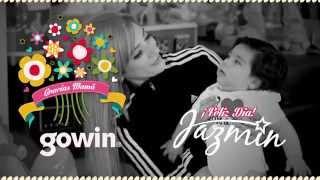 Gowin desea Feliz día de las Madres a Jazmin