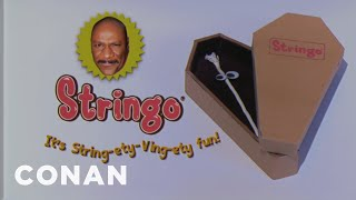 Introducing: Stringo  - CONAN on TBS