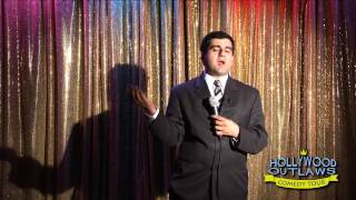 Comedian Peter The Persian on the Persian Coolness Factor
