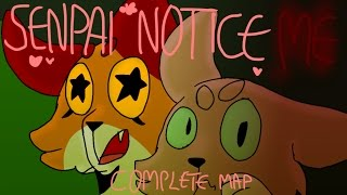 Senpai notice me - Complete Mapleshade spoof MAP