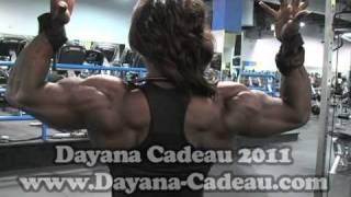 Dayana Cadeau 2011 Training Teaser