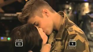 Justin Bieber Left Selena Gomez For Mannequin-Passionate Kiss With New Lover!!!!