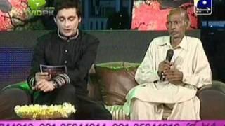 Jawad Ahmed , Lala Pakistani , Abdul Razzaq At The Sahir Show p-3