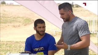 خالد حمود العنزي يتحدث للكأس عن الطريقة التي مكنته من الفوز بالمركز الثالث في سباق #صمله_2017