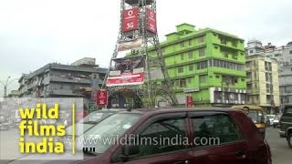 Clock Tower Junction or City Tower Junction - Dimapur, Nagaland