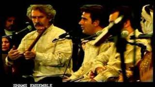 Shams Ensemble & Ukrian Orchestraکیخسرو پورناظری و حمیدرضا نوربخش