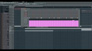 Fl Studio how to make a rap/rnb beat (for beginners) Beat session!