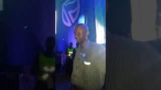 Sammy Skanking at UB40 show.mp4